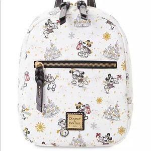 Disney 2020 Christmas Dooney Backpack